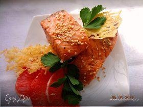 Форель грейпфрутовая