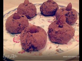 Апельсиновые конфеты в кэробе (по сыроеду)