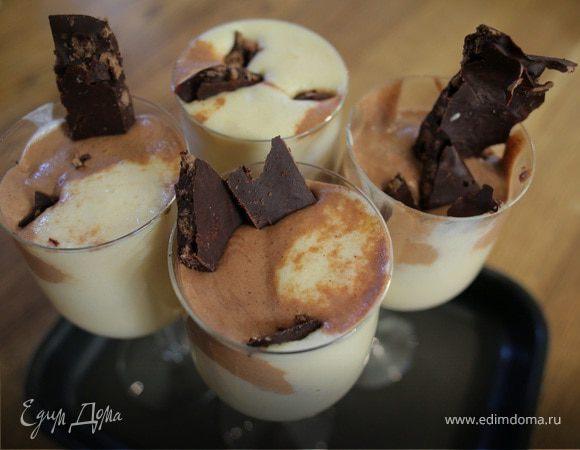Мусс «Два шоколада»
