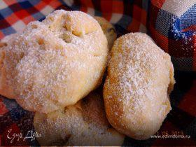 Пирожки-мешочки - продолжение щавелевой темы