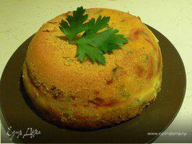 Gatto' di patate (Торт из картофеля)