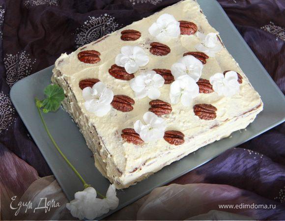 "Торт ""Певчая птичка"""