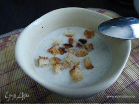 Суп-пюре с опятами