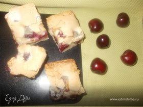 Венгерский черешневый пирог