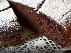 Шоколадный пирог на рикотте (для Elen@Lat) (Torta Cioccolato e Ricotta)
