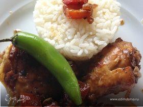Филиппинское АДОБО из курицы