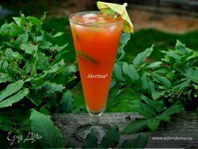 Апельсиновый мохито