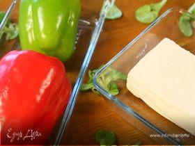 Болгарский салат с брынзой