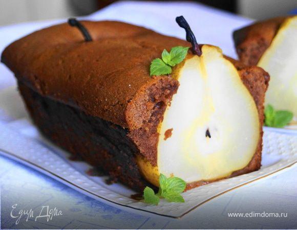 Пирог с целыми грушами (Ciasto z gruszką)