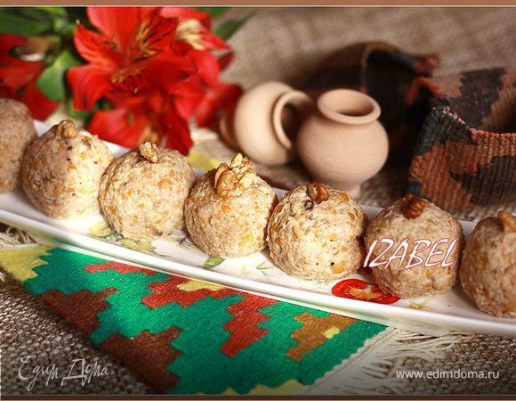 Орешки гороховые