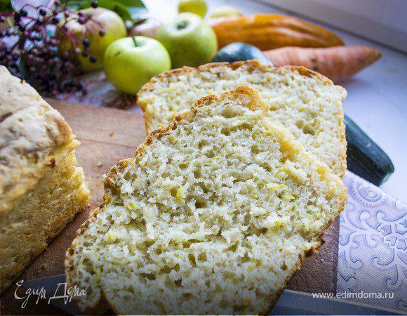 Чудесный кабачковый хлебушек