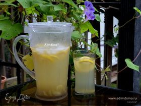 Имбирный лимонад