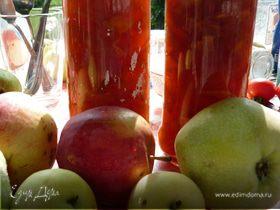 яблочные вариации (варенье)