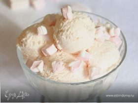 Зефирное мороженое