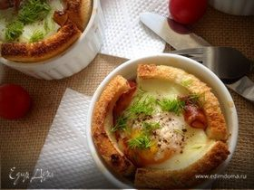 Маффины на завтрак