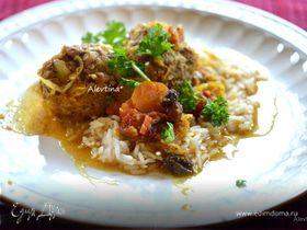 Фрикадельки по-мароккански из говядины