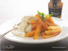 Рыба и картофель фри