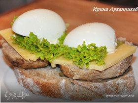 Бутерброд с котлетой