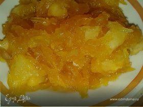 Конфитюр из тыквы с апельсином и лимоном