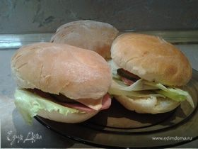 Булочки для бургеров и хот-догов