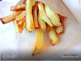 Картофель фри... Вкусно и полезно