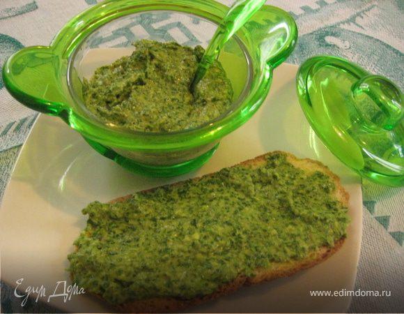 Зеленый соус (Salsa Verde)