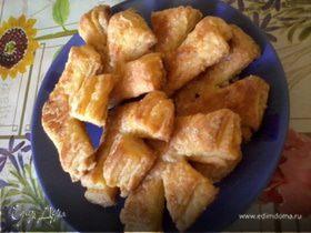 Печенье ''Гусиные лапки''