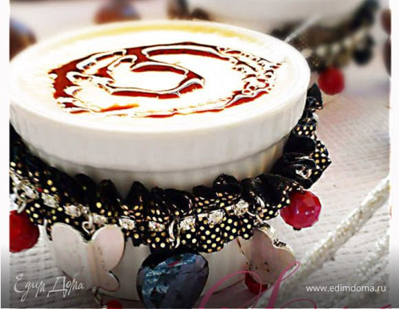 Дамский десерт - панна котта