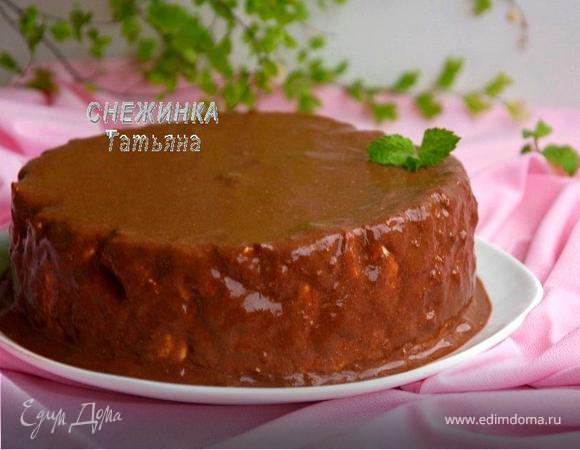 Легкий и полезный творожный торт
