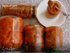 Варенье абрикосовое