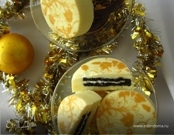 Шоколадные конфеты с секретом