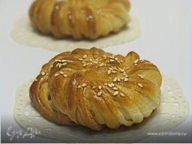 Красивые булочки (способ формировки)