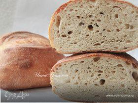 Хлеб на эле и дрожжах