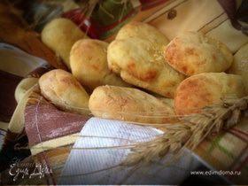 """Картофельные """"пальчики"""" с сыром и чесноком"""