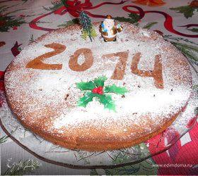 Василопита (Традиционный греческий НГ пирог)