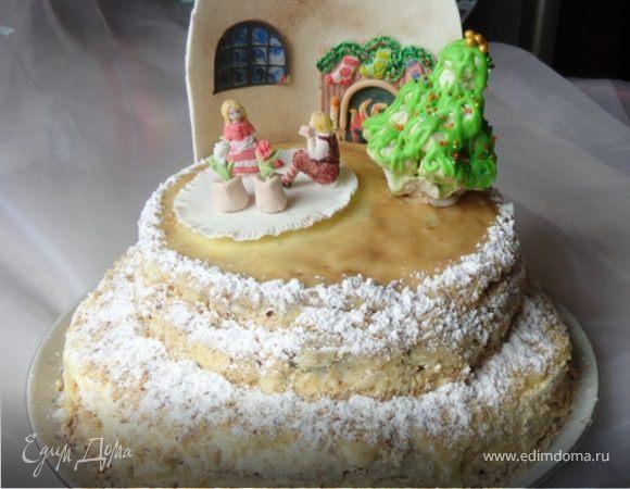 "Торт ""Снежная королева"""