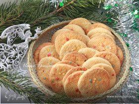 Бефанотти - итальянское рождественское печенье