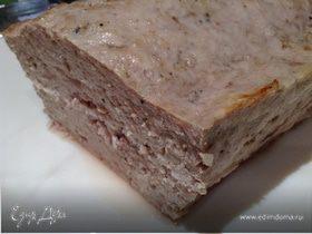 "Мясной хлеб или ""Леберкезе"""