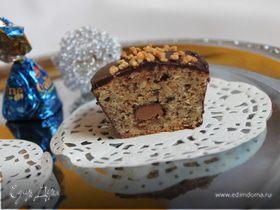 Шоколадно-ореховые мини-кухены