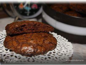 Самое любимое шоколадное печенье