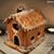 Пряничный медовый домик