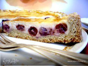 Пирог «Вишня в пудинге»