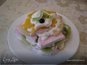"""Десерт """"Нежность"""""""