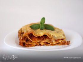 Лазанья Болоньезе (Lasagna alla Bolognese)