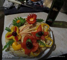 """Весенний букет"""
