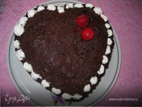 """Торт """"Любовь и страсть"""""""