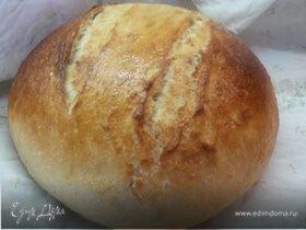 Домашний хлебушек на основе червствого хлеба