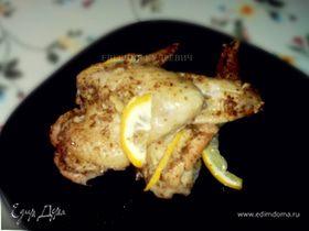 Курица в маринаде с лимоном