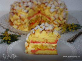 """Торт """"Мимоза"""" от Сальваторе де Ризо"""