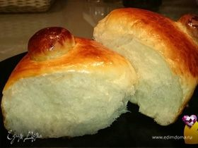 Творожные булочки с шафраном